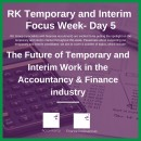 The Future of Temporary and Interim Work in the Finance Industry